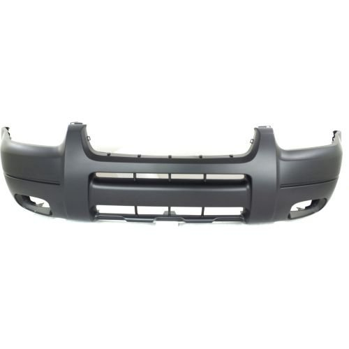 Perfect Fit Group F010314P - Escape Front Bumper Cover, Primed, W/ Fog Lamp Hole, Xlt/ Limited Model ()