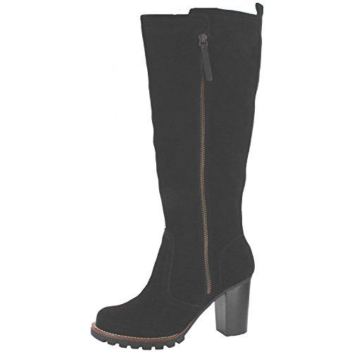 HILFIGER ISABELLA 6BW FW56819555990 Damen Stiefel, Schwarz 41 EU