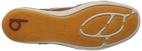 F24704 Bugatti Brown Loafers Cognac Brown 644 644 Men Cognac FWFn5