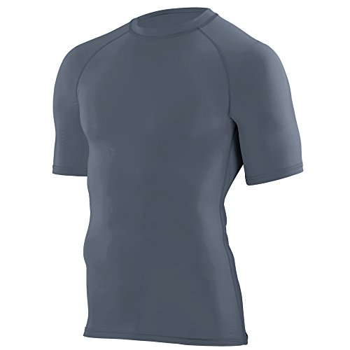 Cheap Augusta Sportswear Augusta Youth Hyperform Compression Short sleeve Shirt free shipping