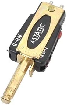 V-M: 18444 Jensen: 33; A4B EV.: 68 RCA: 106776; 973705-2 Zenith: 142-95 Sears: 5805 WEBCOR: 21P585 -67; 83 Turntable Cartridge Compatible with: Airline: 60;