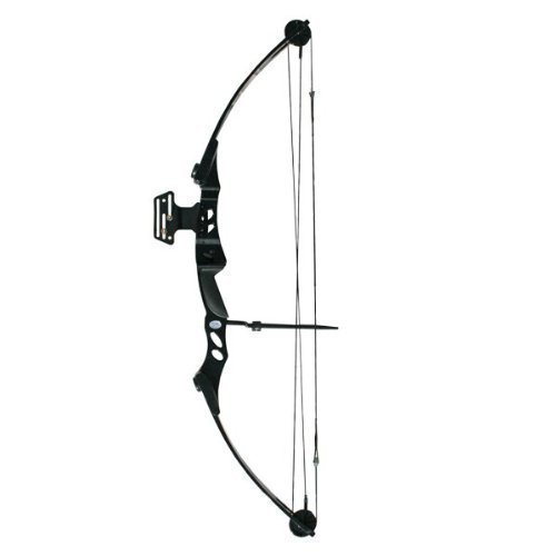 55 lb Black Archery Hunting Compound Bow