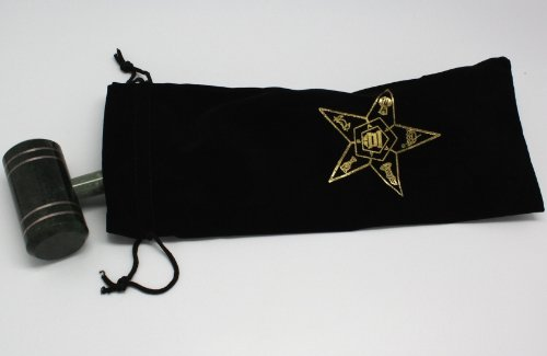 Order of the Eastern Star OES Gavel Storage Bag (GAVEL NOT INCLUDED)