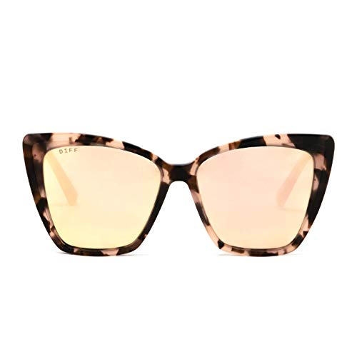 DIFF Eyewear - Becky II - Cat Eye Sunglasses for Women - [Polarized]
