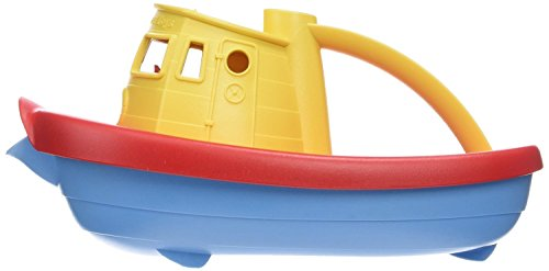 Toy Tugboat by Eco Friendly Green Toys