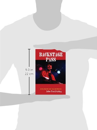 Backstage Pass: John Ford Coley: 9780578031354: Amazon com