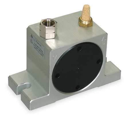 Pneumatic Turbine Vibrator, Force 1117 Lb