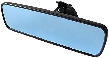 Kfz Universal Innenspiegel Abblendbar Rückspiegel Anti Blend Rückspiegel Beifahrer Sicherheitsspiegel Schwarz Auto