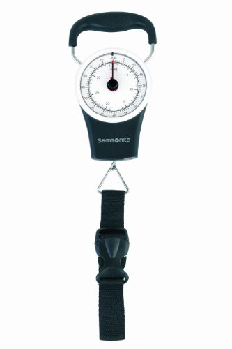 Samsonite Luggage Manual Scale product image