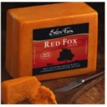 Belton Farm Red Fox Leicester Crunch Cheese, 5.5 Pound -- 2 per case. by Anco Fine Foods