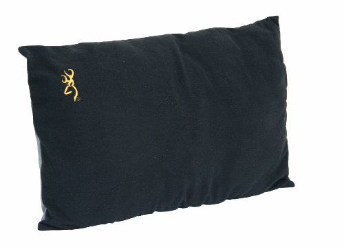 Browning Camping 7999101 Fleece Pillow (Black), Outdoor Stuffs