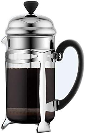 方法圧力鍋ステンレス鋼フィルターコーヒーポットハンド圧力耐熱ガラス茶フィルターコーヒーカップハンドパンチポット容量350ミリリットル600ミリリットル