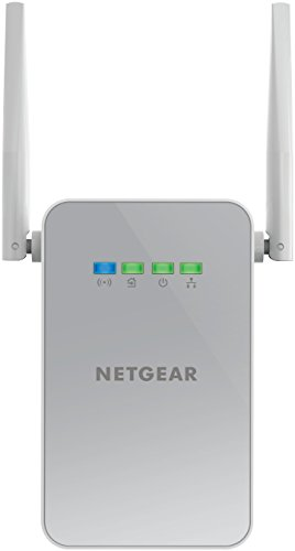 NETGEAR PowerLINE 1000 Mbps WiFi, 802.11ac, 1 Gigabit Port (PLW1000-100NAS) by NETGEAR (Image #2)