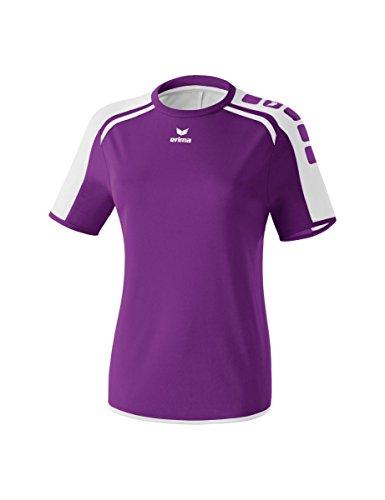 fútbol de 2 violet 0 Zenari blanc Trikot erima Camiseta vH1YYq