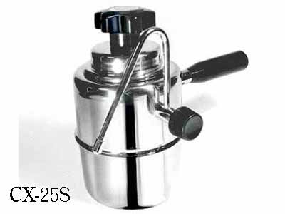 Stove-Top Cappuccino Steamer from belpasta