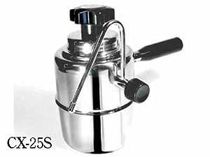 stove top cappuccino steamer stovetop espresso pots kitchen dining. Black Bedroom Furniture Sets. Home Design Ideas