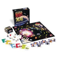 New Board Games 2020.Amazon Com Mars 2020 Board Game Toys Games