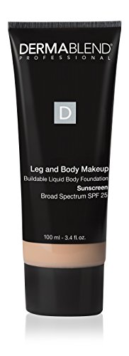 ody Makeup Foundation with SPF 25, 10N Fair Ivory, 3.4 Fl. Oz. ()