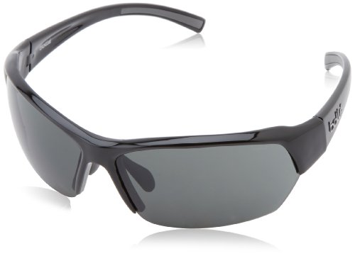 (Bolle Ransom Sunglasses (Photo V3 Golf, Shiny Black))