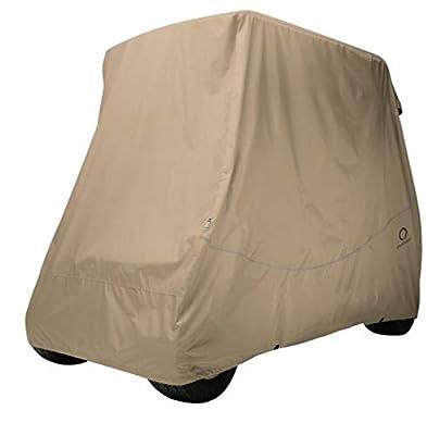 Classic Accessories Fairway Golf Car Quick-Fit Cover - Conversion Car by Classic Accessories
