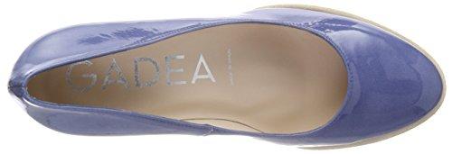 Toe 40977 Flexy Blue Heels Closed Jeans Jeans Gadea Women's wCqWHf4ft