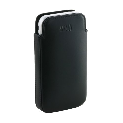 Sena Elega Pouch for iPhone and iPhone 3G/3GS - Black (Elega Pouch Case)