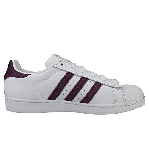 0 Scarpe rojnoc Donna W Adidas Superstar Da Fitness ftwbla Bianco plamet qFvE6fwE