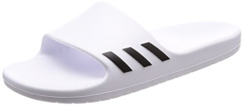 Blanches amp; Beach ftwwht Femme Cg3551 Adidas Pool Chaussures Aqualette Cblack Ftwwht xqwnYIZwO