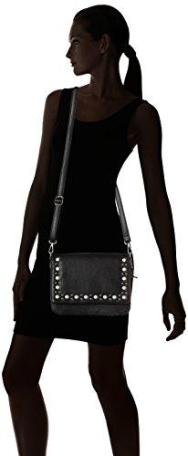 Lollipops Beads Shoulder - Borse a spalla Donna, Nero (Black), 9x20x26 cm (W x H L)