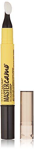 Maybelline New York Master Camo Color Correcting Pen, Yellow for Dullness, light-med, 0.05 fl. oz.