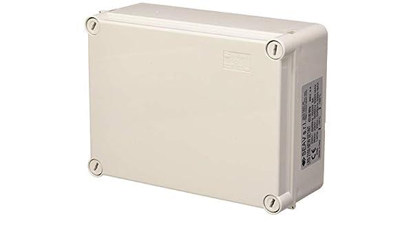 Seav LRS 2150 New centralita electrónica para Puerta batiente: Amazon.es: Electrónica
