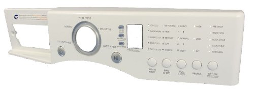 533001 Washing Machine Touchpad and Control Panel, White (Electronic Control Panel Assembly)