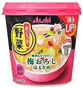 アサヒ おどろき野菜 梅おろし 22.2g 48個セット