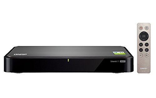 QNAP HS-251+ - Dispositivo de almacenamineto en Red NAS (Intel Celeron, 2 GB RAM, 2 x USB 3.0, SATA II/III, Gigabit), Negro
