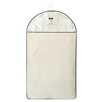 cc241db69ec3c Amazon|衣類カバー 服カバー スーツカバー 洋服カバー 洋服収納袋 防塵 ...