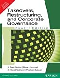 img - for Takeovers, Restructuring, and Corporate Governance book / textbook / text book