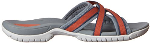 Teva Women's Tirra Slide, Terra Cotta, 7.5 M US