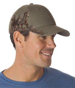 DRI Duck MUSTANGS WILDLIFE SERIES CAP