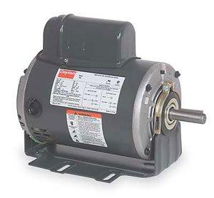 Dayton 6K870 Motor, 1/4 HP, 60hz, Belt