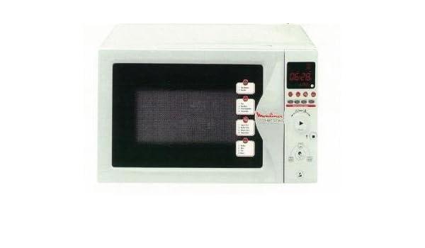 Moulinex - Microondas Mw2300, Congrill, 750W, 18L, Funcion ...