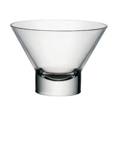 Bormioli Rocco Ypsilon Dessert Bowl, 13 Ounce, Set of ()