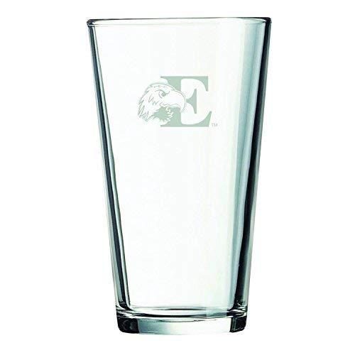 LXG, Inc. Eastern Michigan University Eagles-16 oz. Pint Glass