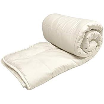 Amazon Com Organictextiles Wool Mattress Pad With Organic