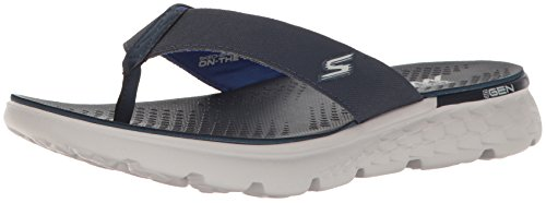 Skechers Performance Männer On The Go 400 Flip Flop Navy blau