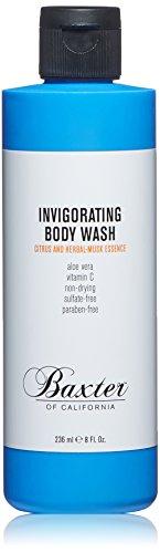 Baxter of California Invigorating Body Wash, Citrus & Herbal Musk, 8 oz. - Citrus Gel Cleanser