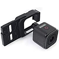 LanParte GoPro Session/ Hero 5 Session Clamp for LA3D-S/ LA3D-S2