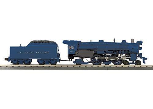 MTH TRAINS; MIKES TRAIN HOUSE B&O 4-6-2 Imperial P47 STEAM B07QRN6Q29