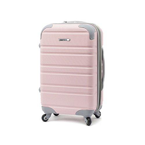 8feb94dad EDDAS EA-101 25 Inch ABS Pastel Color Series Hard Type Luggage (Product of  Korea)