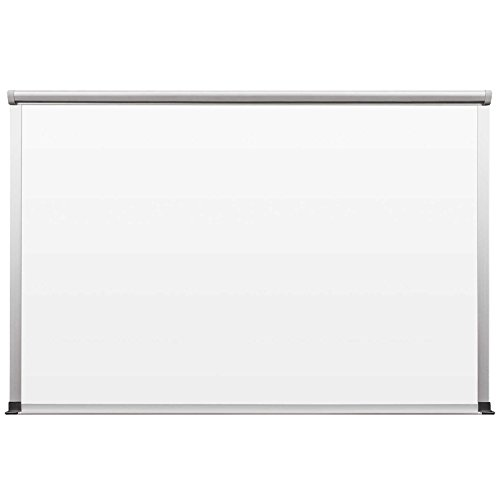 (Balt Whiteboard, Abc Aluminum Trim w/ Best-Bite, White, 48 x)