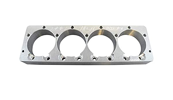 ICT Billet SBC Torque Plate Engine Small Block Chevy Machining Boring Cylinder Motor 4.20 Bore 551376